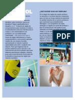 La disciplina en voleibol