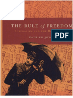 Patrick Joyce The Rule of Freedom  Liberalism and the Modern City.pdf