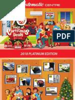 Automatic Centre 2018 Platinum Christmas Catalog