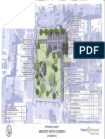 Amherst North Common Preferred Concept October 2018