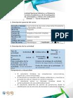 Guía de Actividades y Rubrica de Evaluación - Escenario 3 - Ser Estudiante Unadista