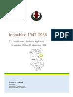 Indochine 1947 - 1956. 27e Bataillon de Tirailleurs Algériens