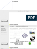 Clase Presencial Virtual Presentacion