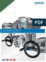 Catalogo Actuadores Electricos