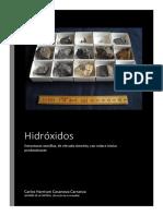 minerales hidroxidos