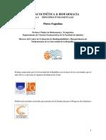 Biofarmacia y Farmacocinetica Uruguay