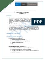 Examen - Módulo 6