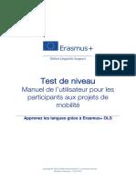 Erasmus Plus Participant User Guide La Fr