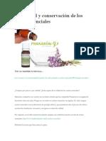 La calidad y conservación de los aceites esenciales.docx