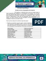 Diseño Del Plan de Ruta,Actividad 8-4