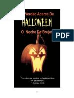 La Verdad Acerca Del Halloween