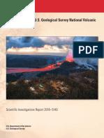 USGS Volcano Threat Assessment