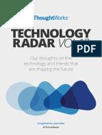 Technology Radar Vol 18 En