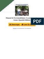 b010jin6nk Manual de Ferromodelismo La Pasion Por Los Trenes Spanish Edition by Carlos Alberto Thompson Lenz