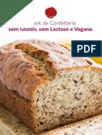 E Book Sem Gluten Cake Vegan Cake