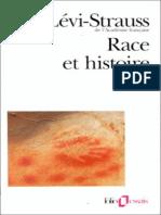 Claude Lévi-Strauss - Race Et Histoire