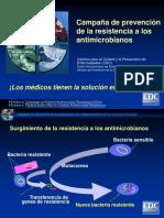 04 CDC Campana de Prevencion de La Resistencia a Los Antimicrobianos