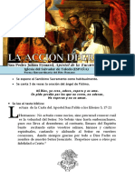 HORA SANTA Con San Pedro Julián Eymard. La Acción de Gracias (51)