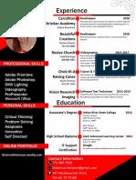 brianne dickerson resume