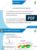 IC Design 3_Basic MOS Device Physics
