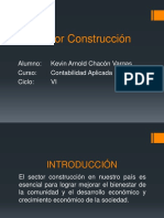 Sector Construccion