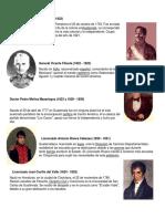 Los Presidentes de Guatemala