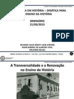 130321 Aula02didticaens Dehistoria 130321135231 Phpapp02