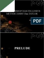Presentasi Bishop, Fellenius, Janbu, Duncan, Taylor