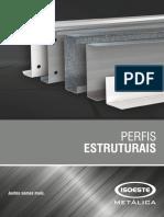 Lamina Metalica Perfis Estruturais