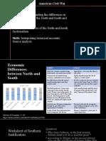 pp3 - economies   sectonalism