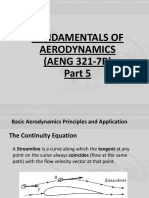 Fundamentals of Aerodynamics Part 5