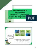 PROCEDIMIENTOS Y INSTRUCCIONES