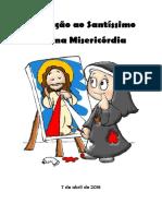 Adoração ao Santíssimo- Divina Misericordia