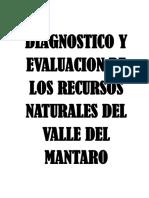Recursos Naturales Del Valle Del Mantaro