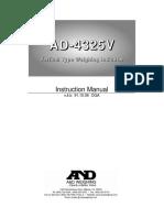 ad4325v