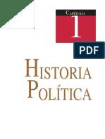 Historia Política de Guatemala Cap i,III