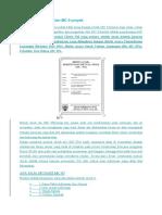 2. Definisi Dan Pengertian MC 0 Proyek