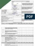 Cronograma Concertación de Funciones Pasantías