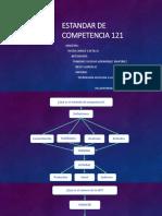 Estándar de Competencia 121