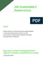 Desarrollo Sustentable E Infraestructura Expo Natzu