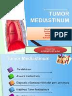 Tumor Mediastinum PP