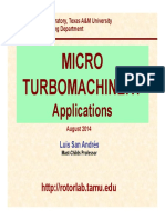 Microturbina de Gas