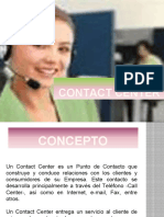 Funciones de Un Contact Center Diana