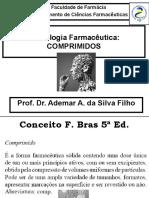 8. Aula Comprimidos e Granulação 2SEM2015