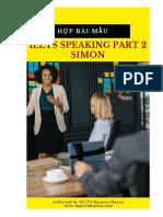 Tong Hop Bai Mau - IELTS Speaking Part 1