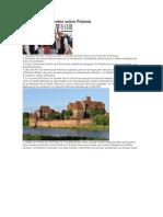 20 datos interesantes sobre Polonia