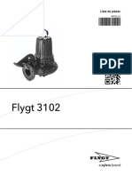 Bomba Flygt 3102