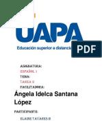 tarea 2 Español