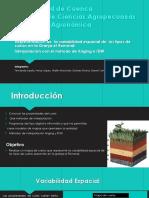 Mapeo y clasificacion de suelos