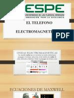 Aplicacion del Eletromagnetismo El Telefono